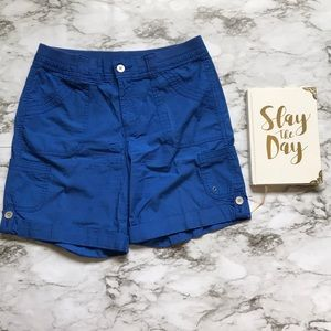White Stag Blue Bermuda Shorts